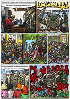 Manly Guys 04 by Coelasquid