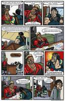 Manly Guys 12 by Coelasquid