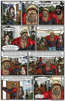 Manly Guys 19 by Coelasquid