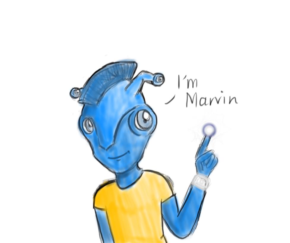 Marvin marvin klerg