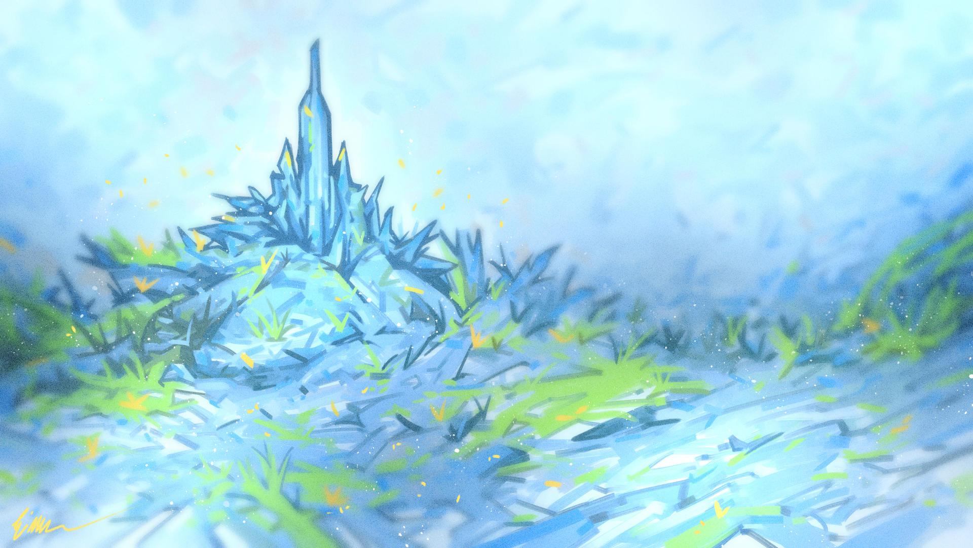 The Garden Throne