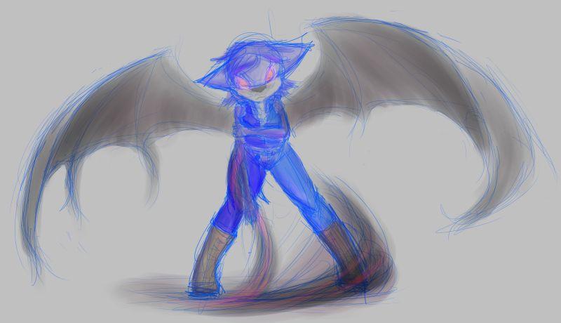 Bloodline - Demon Ember by TehFeeesh