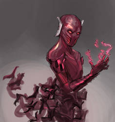 Red Death by Hefestow