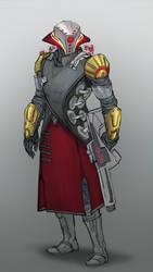 Warlock by Hefestow