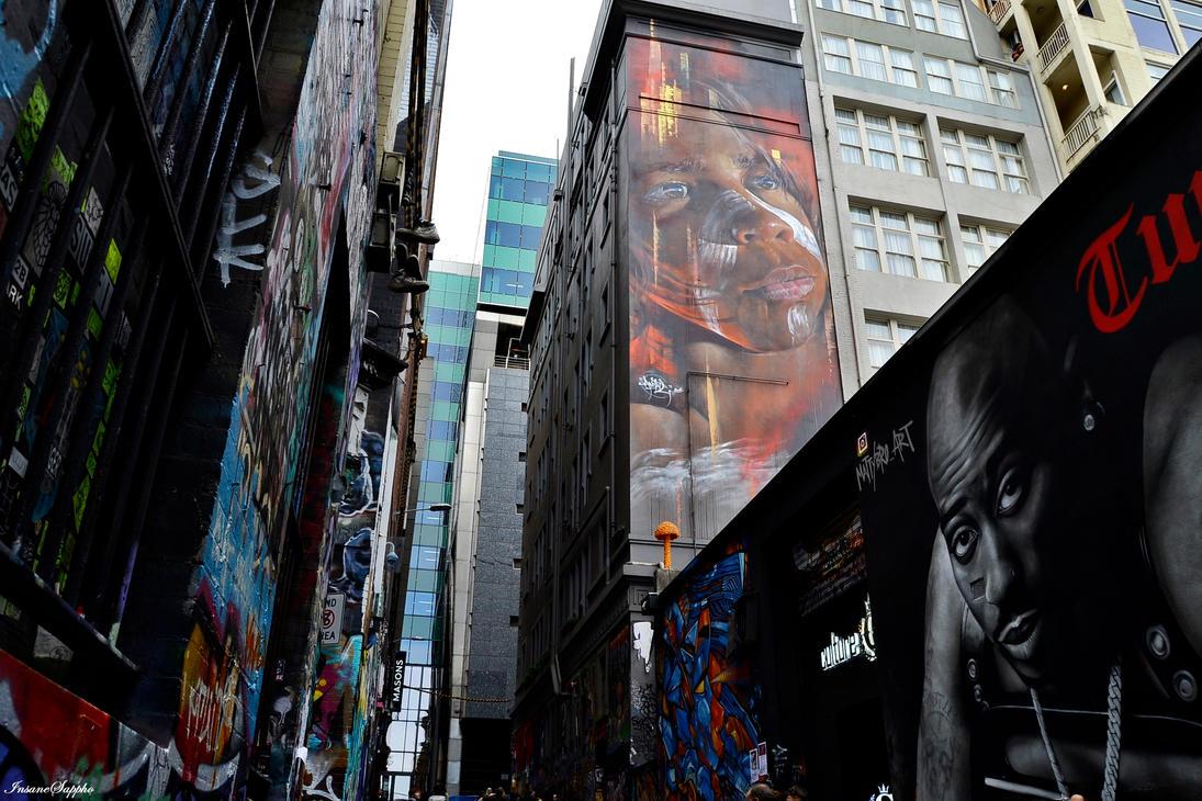 Big city life 2 by InsaneSappho