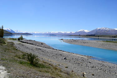 Lake tekapo by InsaneSappho