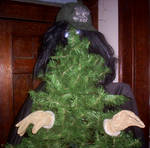 Mister Christmas Tree Stock by CrimsonNightStock