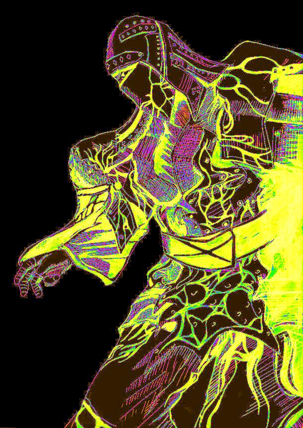 Wild Ninja by DefLeppardVanHalen
