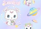 jewel pets wallpaper by magicmoons