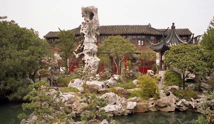 Liuyuan in Suzhou 2