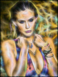 Bar Refaeli by AlberichPotter