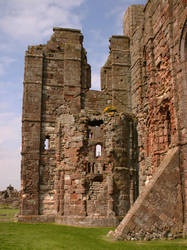 Lindisfarne Priory 2 by AlberichPotter