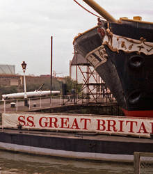 SS Great Britain by AlberichPotter