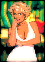 Coco Austin by AlberichPotter