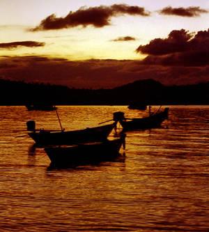 Chalok Lam Sunset 4