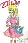 Zelda From Skyward Sword