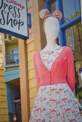 Dresses of Downtown Disney