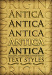 Antica  Ancient Text Styles