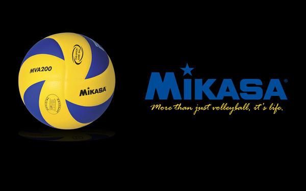 Mikasa Volleyball Widescreen By Viperasp