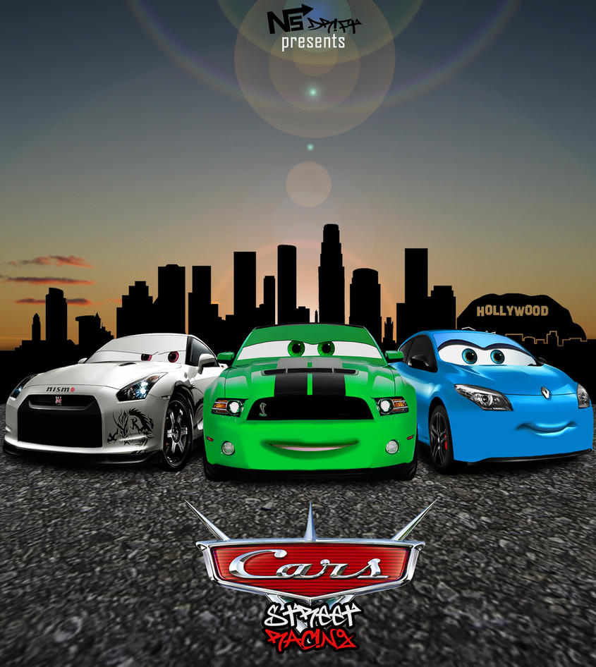 Cars Street Racing By Nsdrift On Deviantart