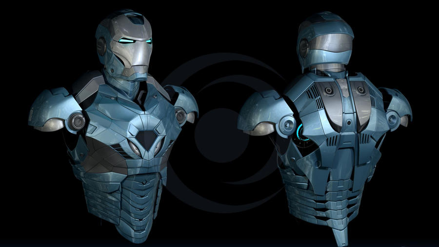 Iron Man Suit Design W.I.P. by Dan7e87 on DeviantArt