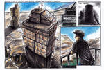 Ulysses Pages - No 1. Tower