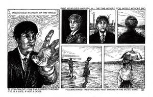 Ulysses Pages - No 15 Visible by besnglist