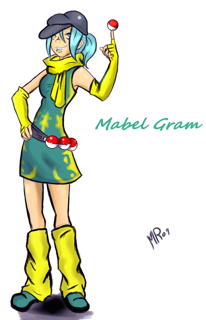 Mabel Gram by Kanellaz