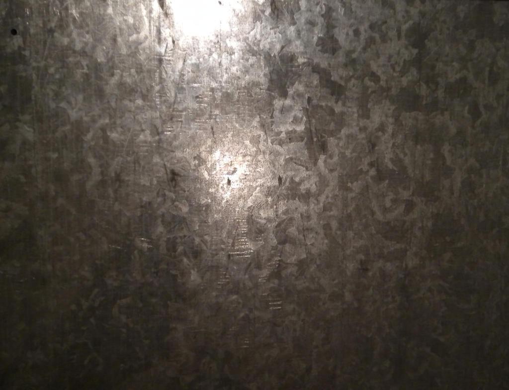 Galvanized Steel Texture - Stock by ArtByJenX