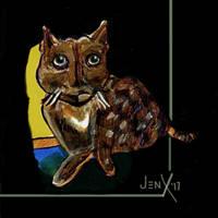 Heidi Cat V2 by ArtByJenX