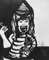 October 10th - Happy Birthday to Sybil Kibble! by ArtByJenX