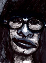 Evil Pat Splatt - MoronicArts by ArtByJenX