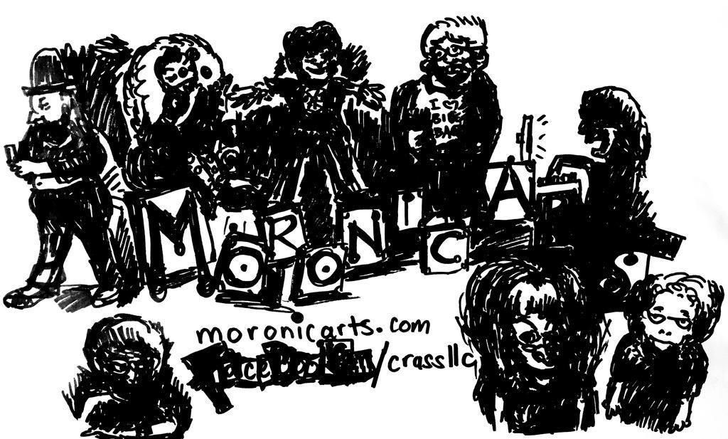 MoronicArts.com Logo