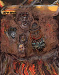 Operation Dante's Inferno by ArtByJenX