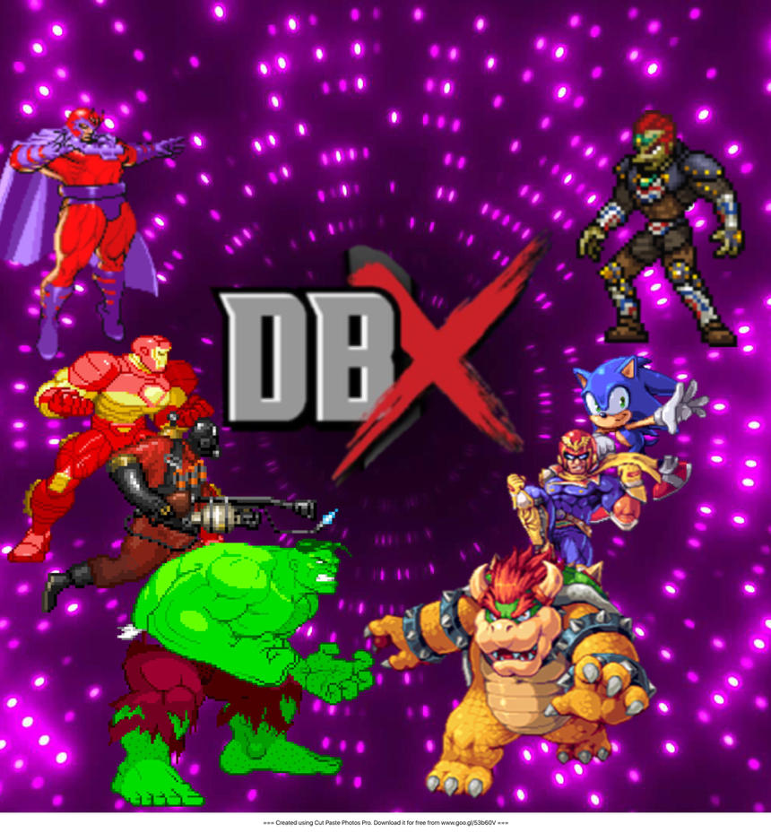 DBX Season 1 Roster by Studio8558