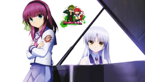 Angel Beats Render2 by MyrkaRauda97
