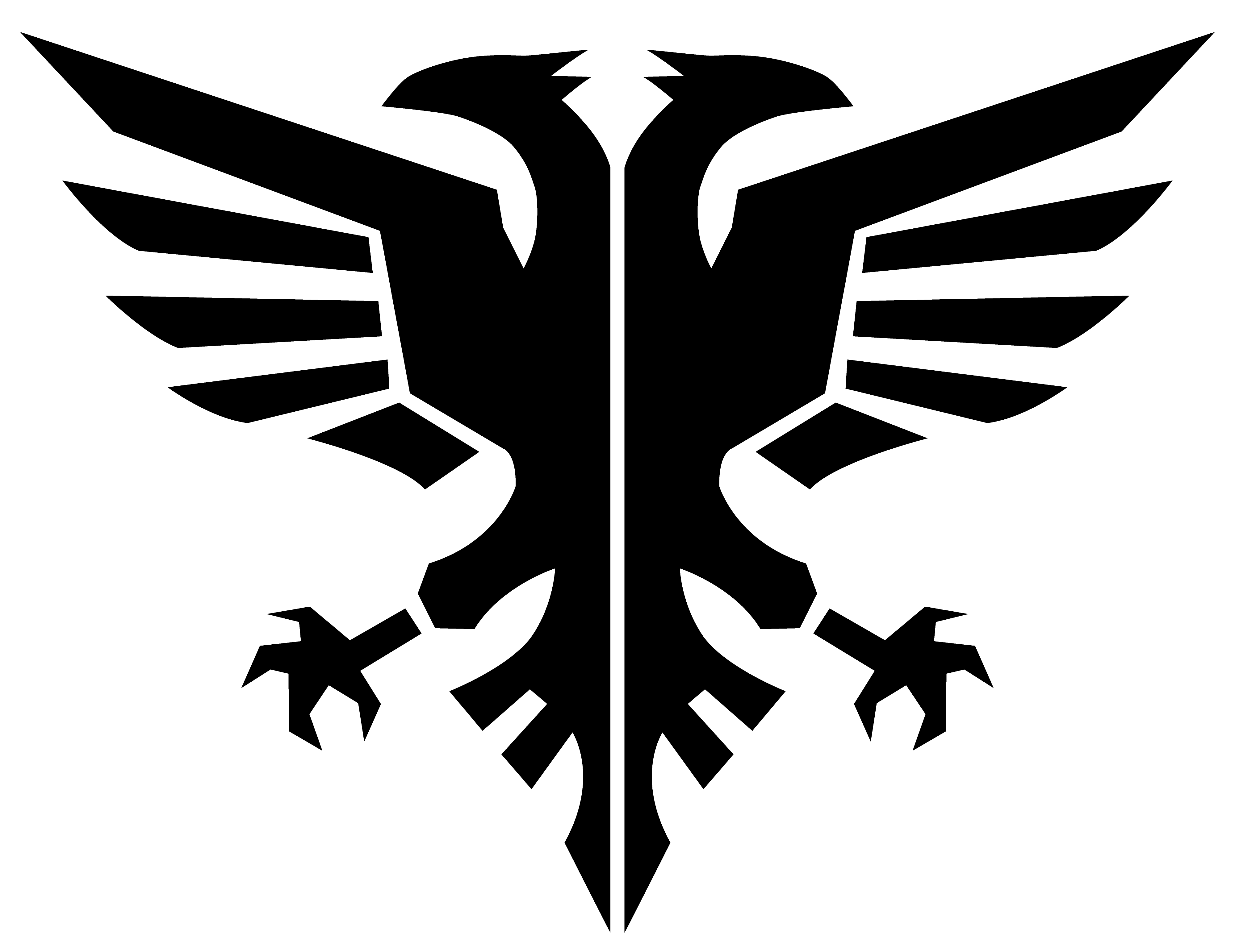 Super Do not upvote] High res Mordu's Legion Logo : Eve WA09