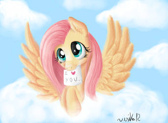 Fluttershy by isika12