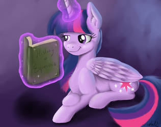 Studying by isika12