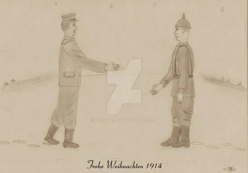 TWH: Frohe Weihnachten 1914
