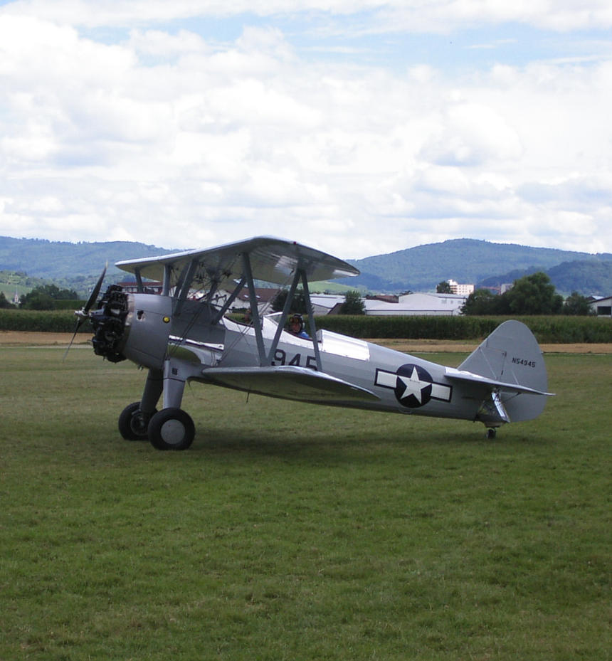 Boeing-Stearman PT-17 (Picture 1) by hippo2