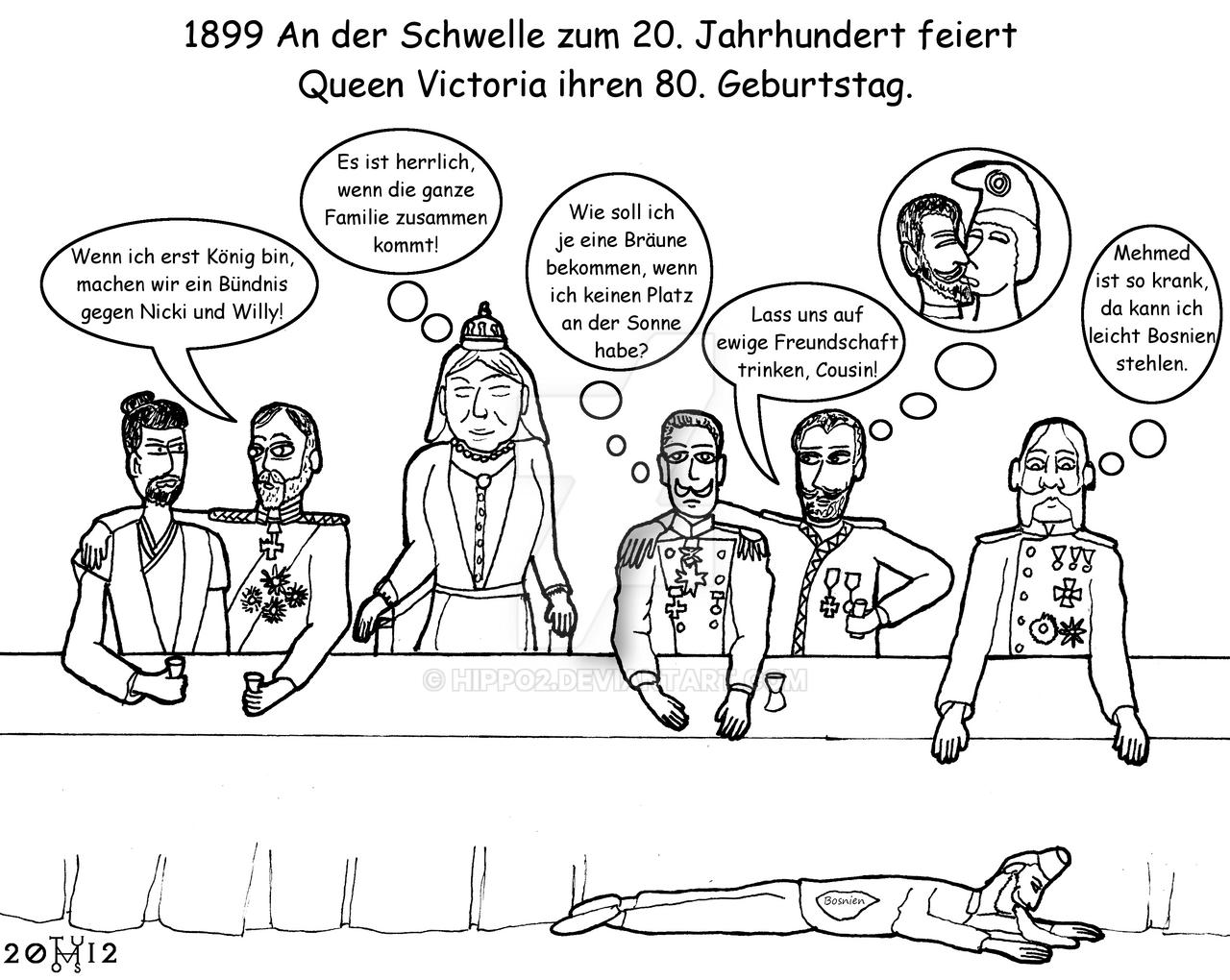 TWG: Der 80. Geburtstag by hippo2