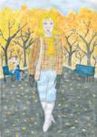 Une Anne-Laure pour toutes les saisons: L'automne