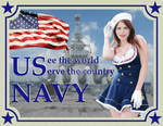 US Navy Poster