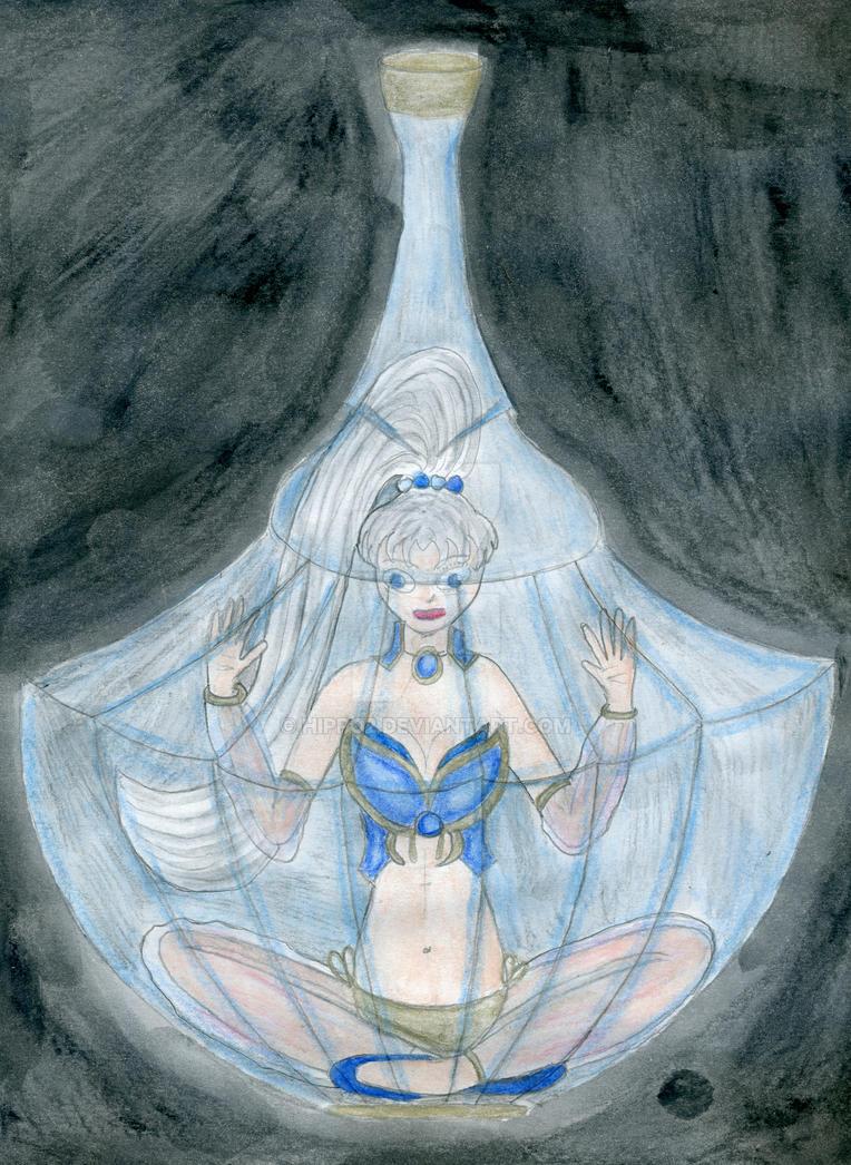 Gift: Princess Keba - Genie slave by hippo2