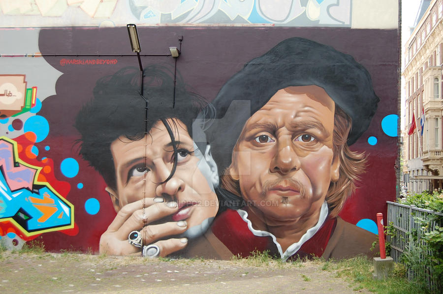 Amsterdam 5 by hippo2