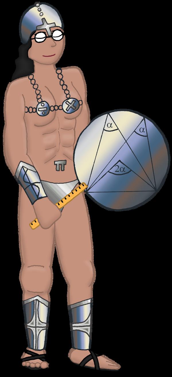 Archimedean Amazon by hippo2