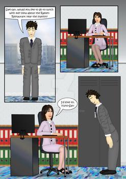 Sakura Onna Page 1