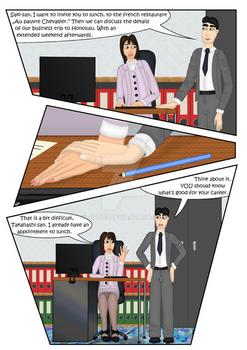 Sakura Onna Page 2