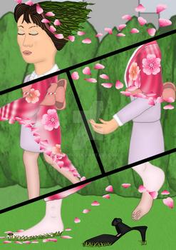 Sakura Onna Page 7